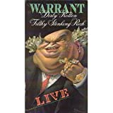 Warrant: Live - Dirty Rotten Filthy Stinking Rich [VHS]