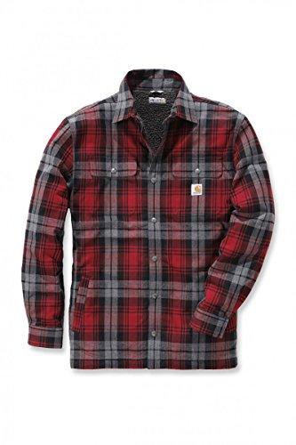 carhartt-hubbard-shirt-mit-webpelzfutter-farberotgrossel