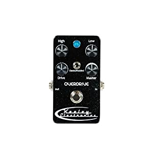 Keeley Electronics Luna Overdrive FX Pedal
