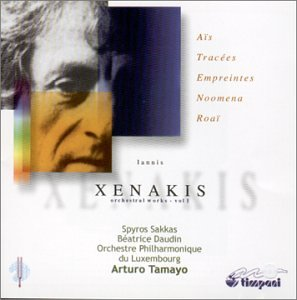 Xenakis: Orchestral Works, Vol. 1