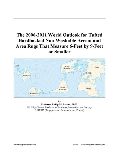 The 2006-2011 World Outlook for Tufted Hardbacked Non-Washable Accent and Area Rugs That Measure 6-Feet by 9-Feet or Smaller