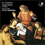 Telemann - Trauer-Actus / Cantates
