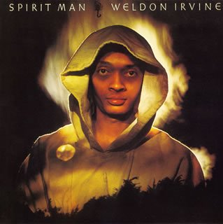 WELDON IRVINE - SPIRIT MAN - LP