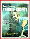 img - for Rod Laver's Tennis digest book / textbook / text book