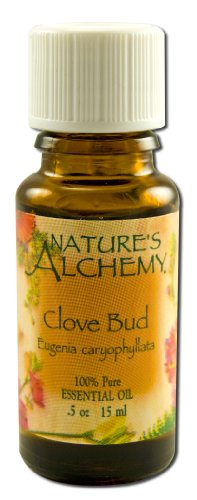 Nature'S Alchemy Essential Oil, Clove Bud - 1 X 0.5 Oz