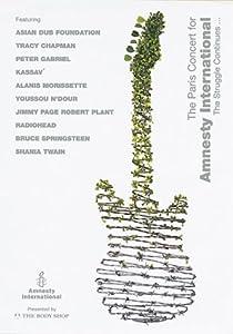 The Paris Concert for Amnesty International [VHS]