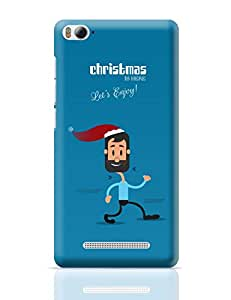 PosterGuy Xiaomi Mi 4i Cover Christmas Is Here