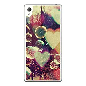 a AND b Designer Printed Mobile Back Cover / Back Case For Sony Xperia Z4 (SON_Z4_2635)