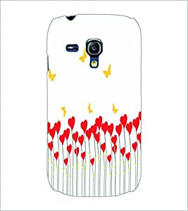 PRINTSWAG HEART BALOONS Designer Back Cover Case for SAMSUNG GALAXY S3 MINI