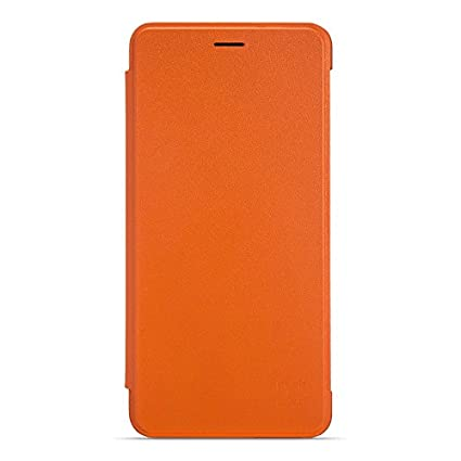 Upto 80% Off On Mobile cases & covers By Amazon | OnePlus X Flip Cover (Papaya) @ Rs.99