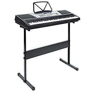 Hamzer 61 Key Electronic Music Electric Keyboard