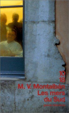 Les mers du Sud - Manuel Vazquez Montalban