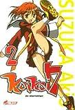 echange, troc Morishige - Koi Koi Seven, Tome 2 :