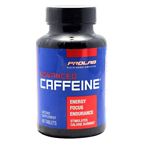 PROLAB NUTRITION ADVANCED CAFFEINE, 60 TAB (Advanced Caffeine Prolab compare prices)