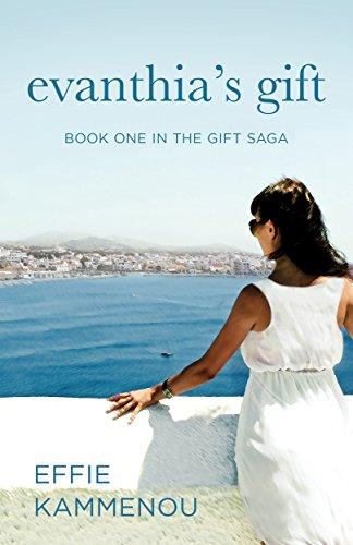 Evanthia's Gift by Effie Kammenou ebook deal