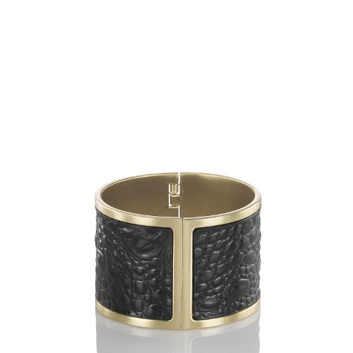 Large Cuff Bracelet<br>Jewelry Black