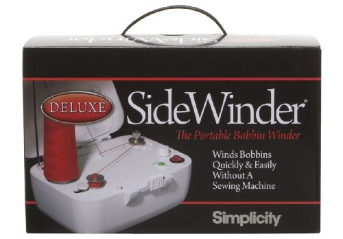 Simplicity Deluxe SideWinder Portable Bobbin Winder