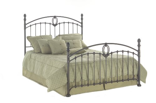 Fashion Bed Group Coronado Bed, Tarnished Copper, King front-796238