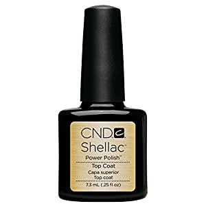 CND Shellac Original Top Coat, 0.25 fl. oz.