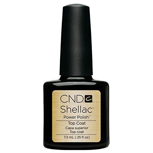 CND, Smalto Top Coat Shellac, 7,3 ml