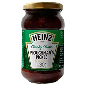 Heinz Ploughmans Pickle 280g