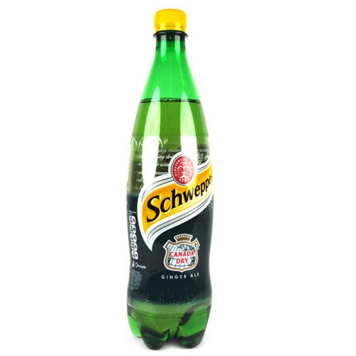 Schweppes Canada Dry Ginger Ale 1000g