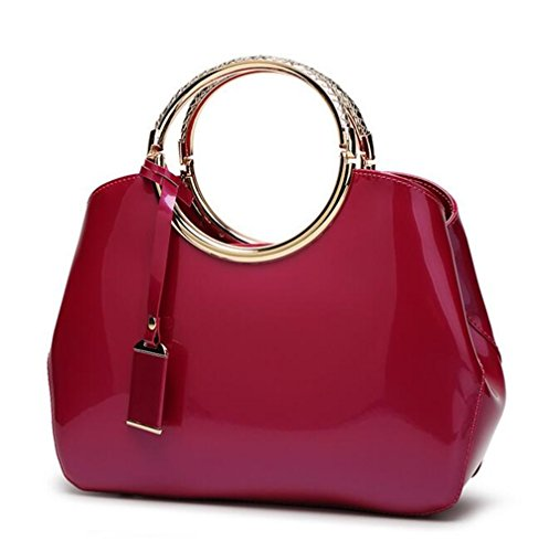 guanta-2016-fashion-glossy-patent-leather-handbags-upscale-womens-bags-shoulder-messenger-packetrose