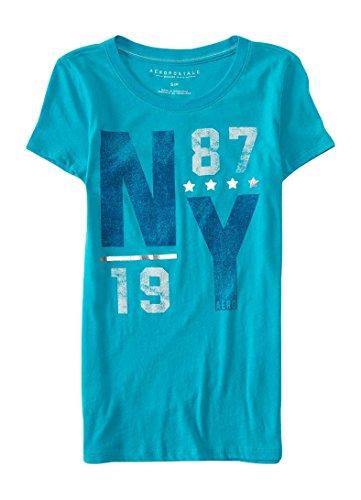 aeropostale-womens-ny-1987-star-graphic-t-shirt-m-aqua-burst
