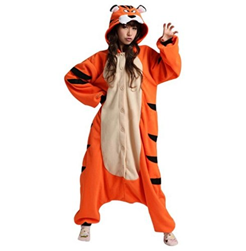 Adults Costume Bengal Tiger