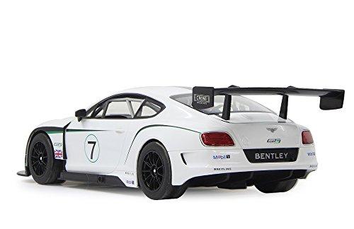 RC-Bentley-Continental-GT3-114-ferngesteuert-27MHz-inkl-Fernbedienung-LED-Licht-RTR