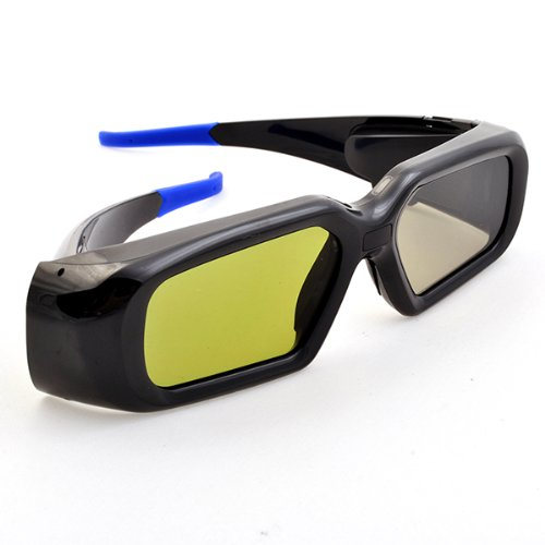 ATC Universal 3D Active IR Shutter Glasses for