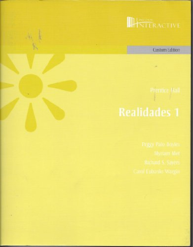 Prentice Hall: Realidades 1: Custom Edition