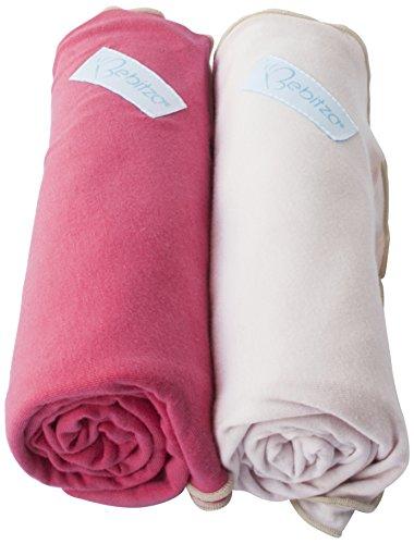 Primo Bebitza Antibacterial Baby Wraps, Magenta/Pink