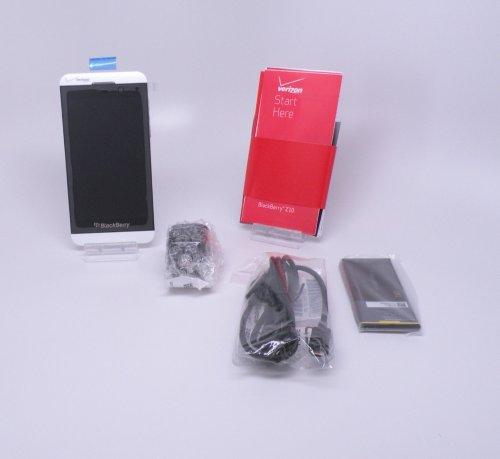 Blackberry Z10 Verizon LTE CDMA White color-- without Contract