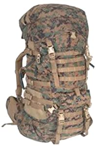 Military Outdoor Clothing USMC Digital MARPAT ILBE Arcteryx Main Pack by Military Outdoor Clothing