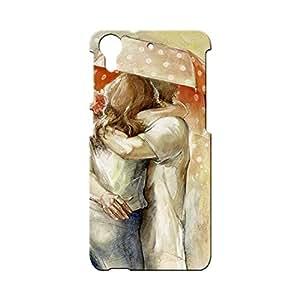 BLUEDIO Designer Printed Back case cover for HTC Desire 626 - G1041