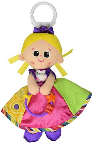 Lamaze Clip & Go Princess Sophie