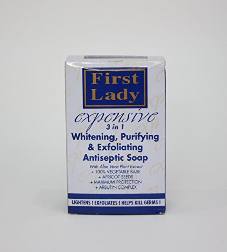 first-lady-savon-exclusive-exclusif-exfoliant-antiseptique-eclaircissant-200-g
