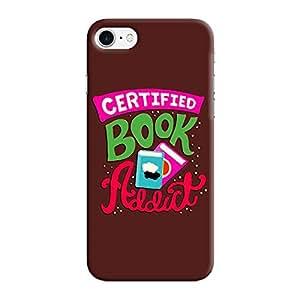 Book Addict iPhone 7 case