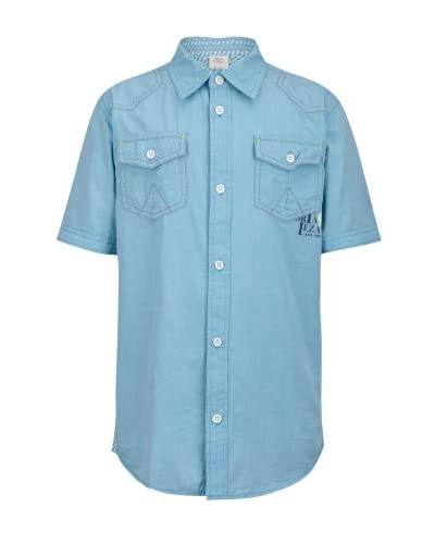 s.Oliver Camisa Niño Azul Claro