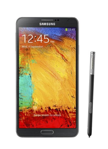 Samsung Galaxy Note 3 LTE N9005 32GB Unlocked GSM Android Cell Phone - Black