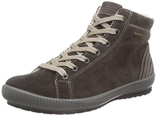 LegeroTANARO - Sneaker donna , Grigio (Grau (STONE 06)), 37.5