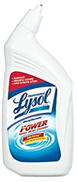 Lysol Professional Power Toilet Bowl Cleaner, Complete Clean, 32 oz, Case of 12