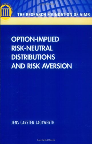 Option-Implied Risk-Neutral Distributions and Risk Aversion