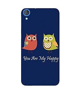 My Happy HTC Desire 820 Case