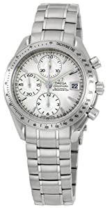 Omega Men's 3211.30.00 Speedmaster Date Automatic Chronometer Chronograph Watch by Omega