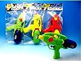 水鉄砲 サンダ―ウォーターガン 12個入り  / お楽しみグッズ(紙風船)付きセット [おもちゃ&ホビー]