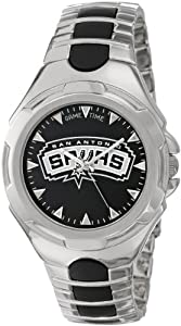 NBA Mens NBA-VIC-SA Victory Series San Antonio Spurs Watch by Game Time