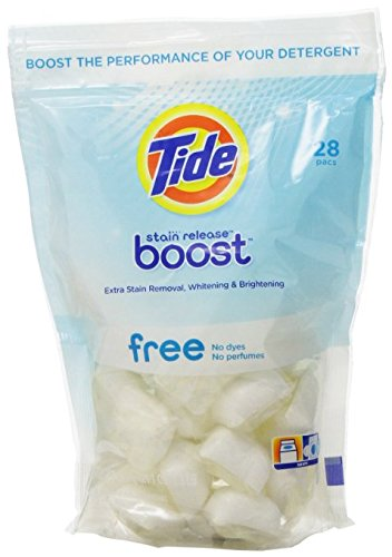 4 Pk, Tide Boost Free Duo Pacs 28 Count