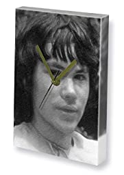 MATTHEW WATERHOUSE - Canvas Clock (LARGE A3 - Signed by the Artist) #js001